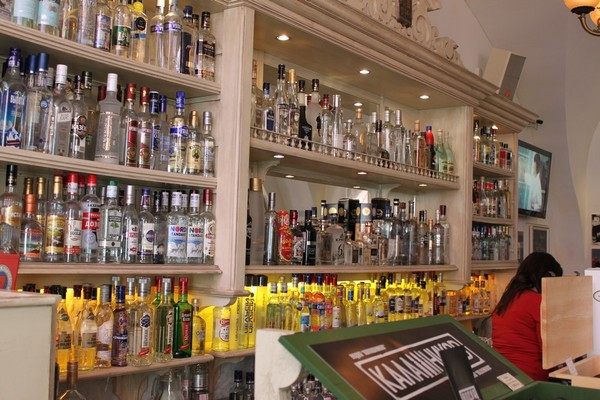 Un répertoire de toutes les vodkas, ça fait beaucoup !